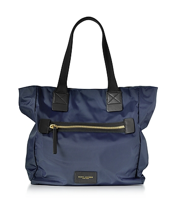 Marc Jacobs - Midnight Blue Nylon NS Tote Bag