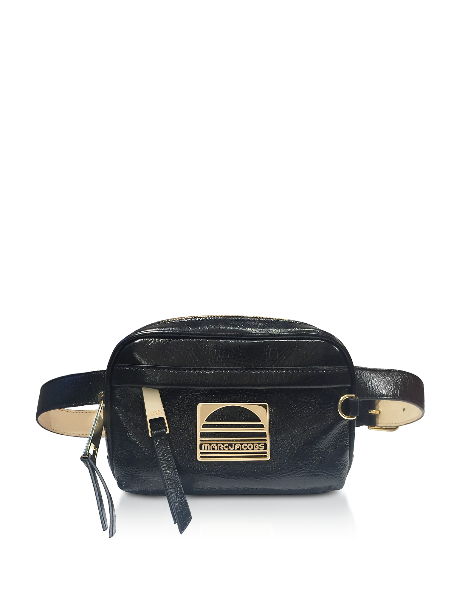 Genuine Leather Sport Belt Bag