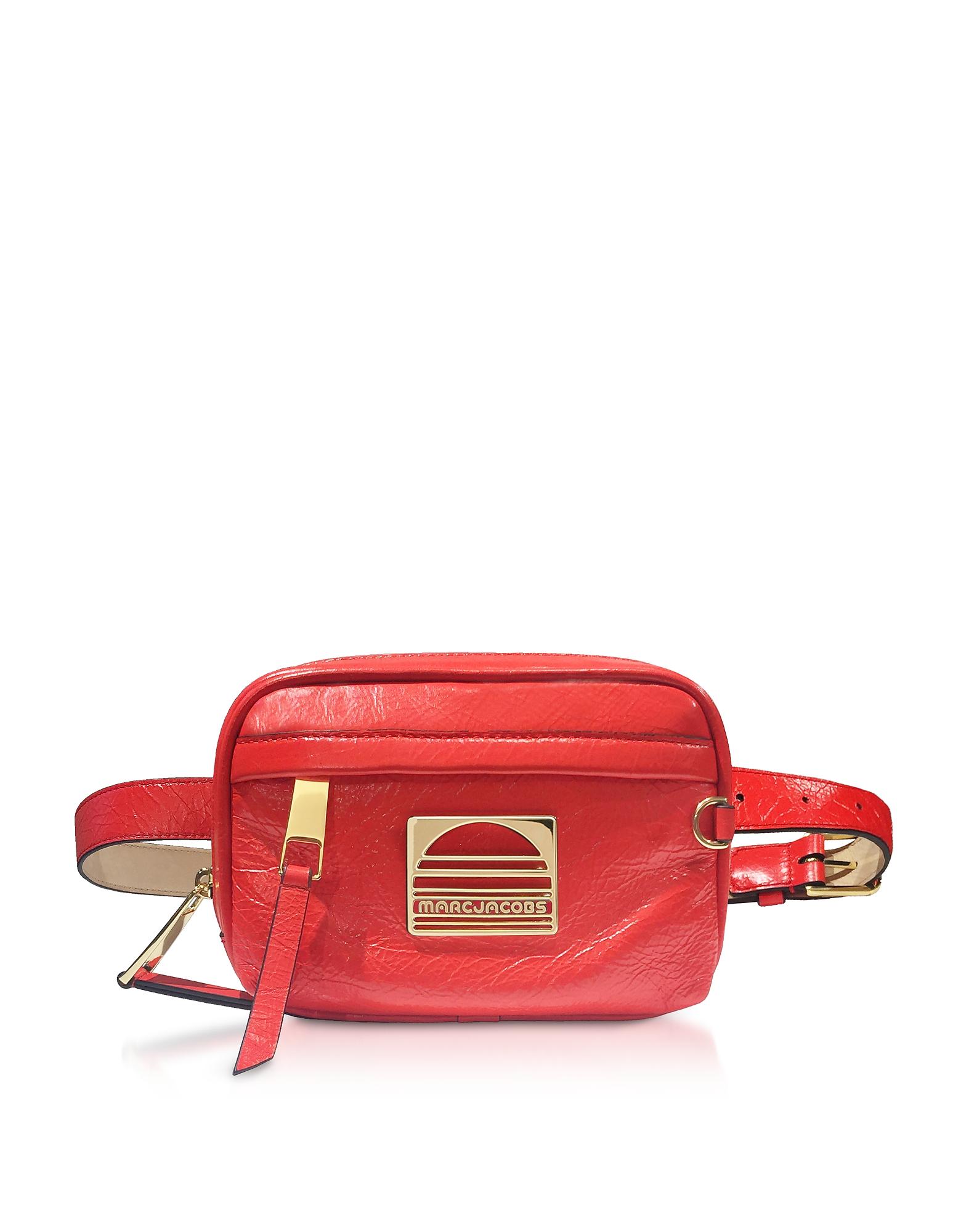 Marc Jacobs Handbags, Genuine Leather Sport Belt Bag