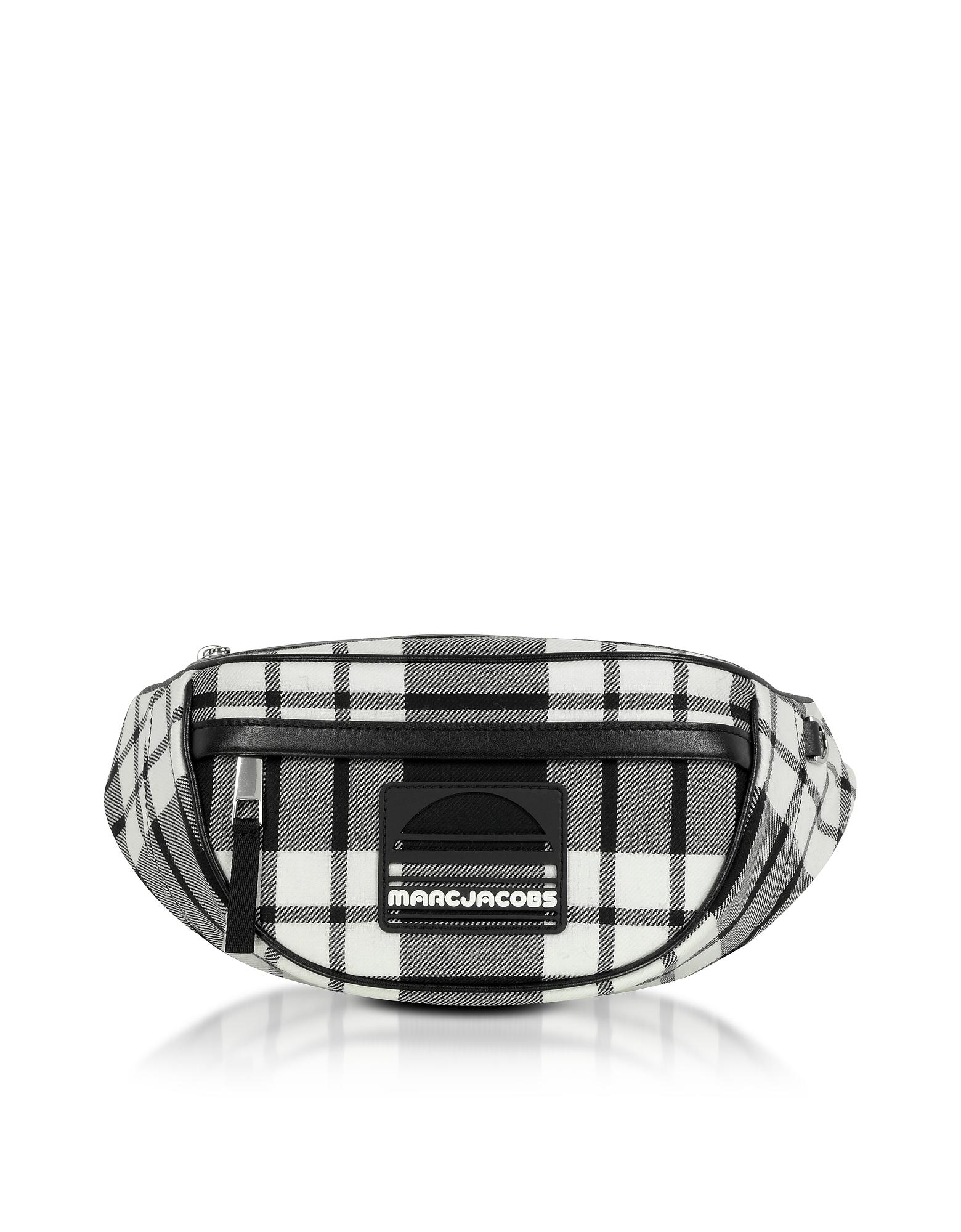 Marc Jacobs Handbags, Tartan Sport Fanny Belt Bag