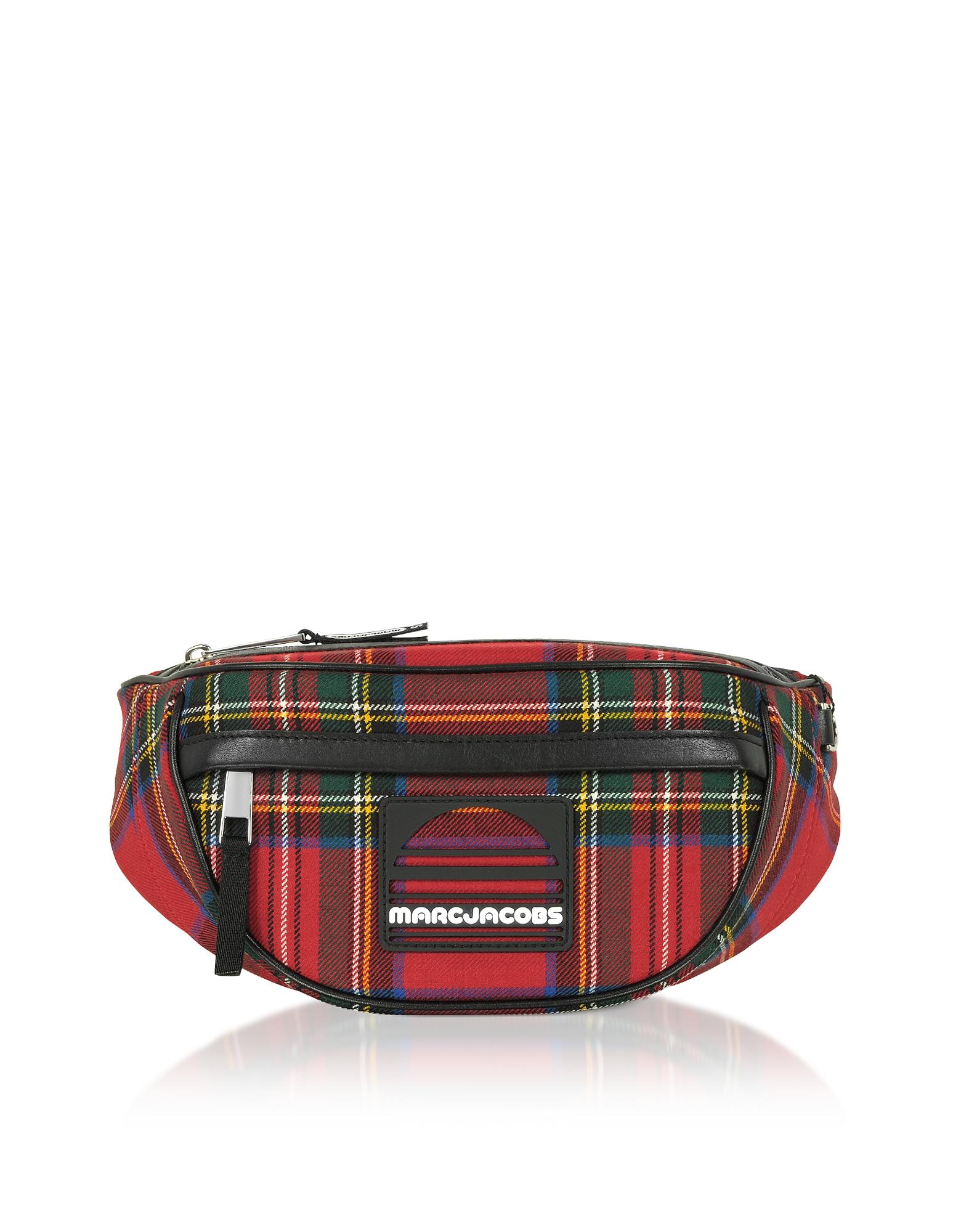Tartan Sport Fanny Belt Bag
