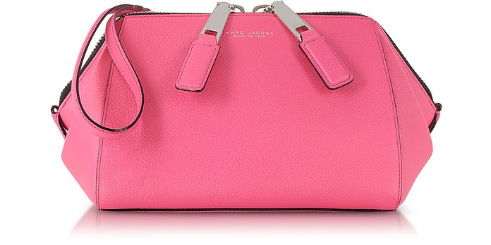 Incognito Textured Leather Doctor Pouch - Marc Jacobs