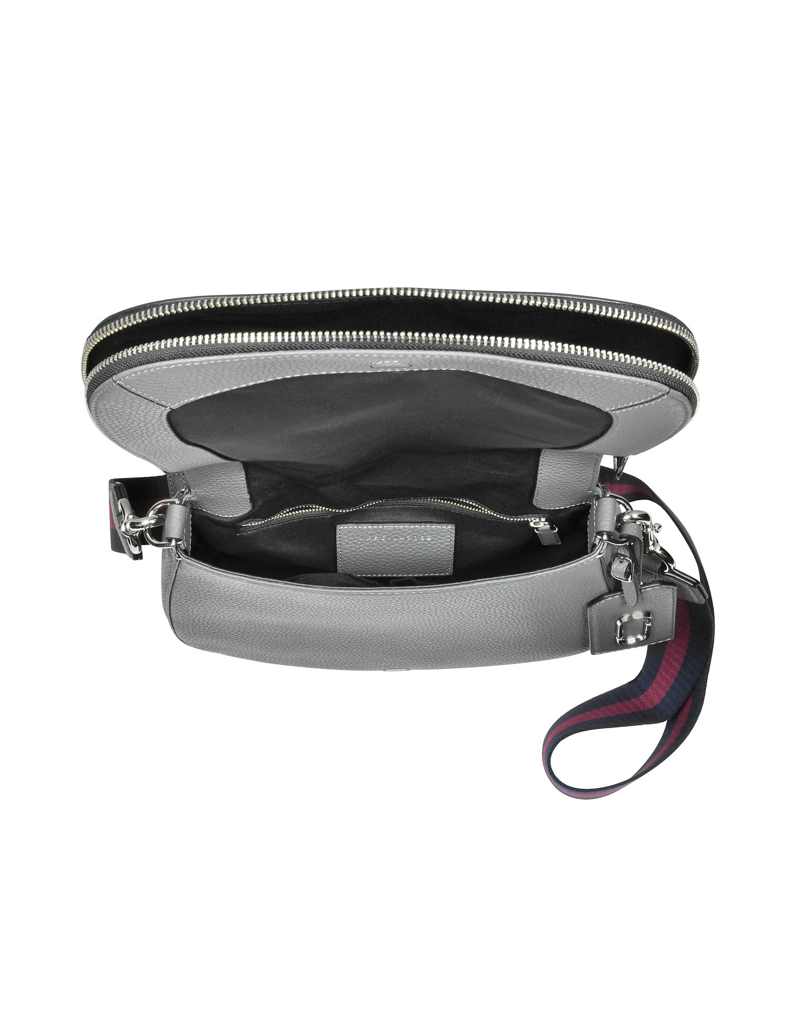 Gotham City Shadow Leather Saddle Bag от Forzieri.com INT
