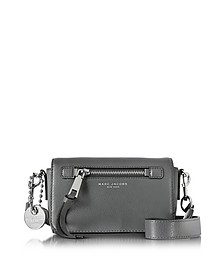 Recruit Shadow Leather Crossbody Bag - Marc Jacobs