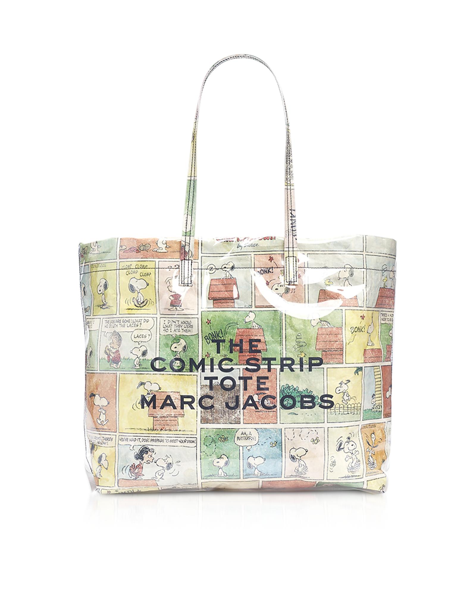 The Comic Strip Tote Bag