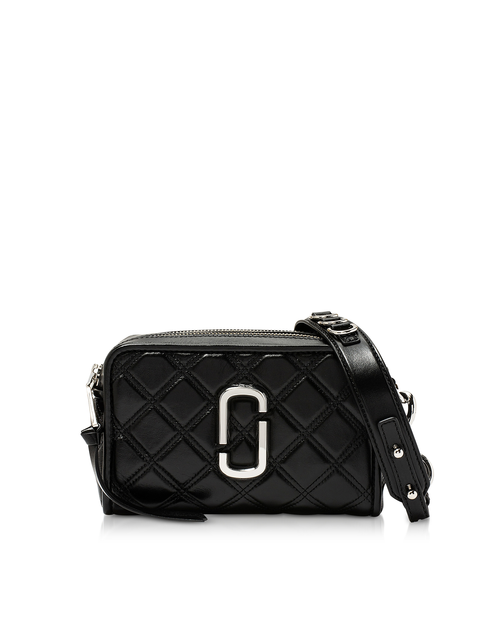 Marc Jacobs Designer Handbags, Matelasse Softshot 21 Crossbody Bag