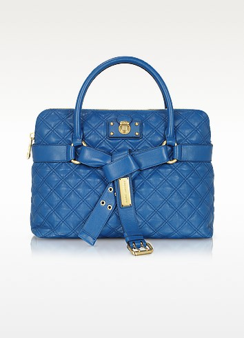 Bruna - Quilted Leather Tote - Marc Jacobs