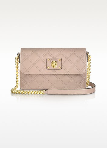 The Single - Quilted Leather Shoulder Bag - Marc Jacobs