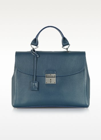 The 1984 Nautical Blue Satchel Bag - Marc Jacobs