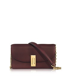West End Rubino Leather Wallet on Chain - Marc Jacobs