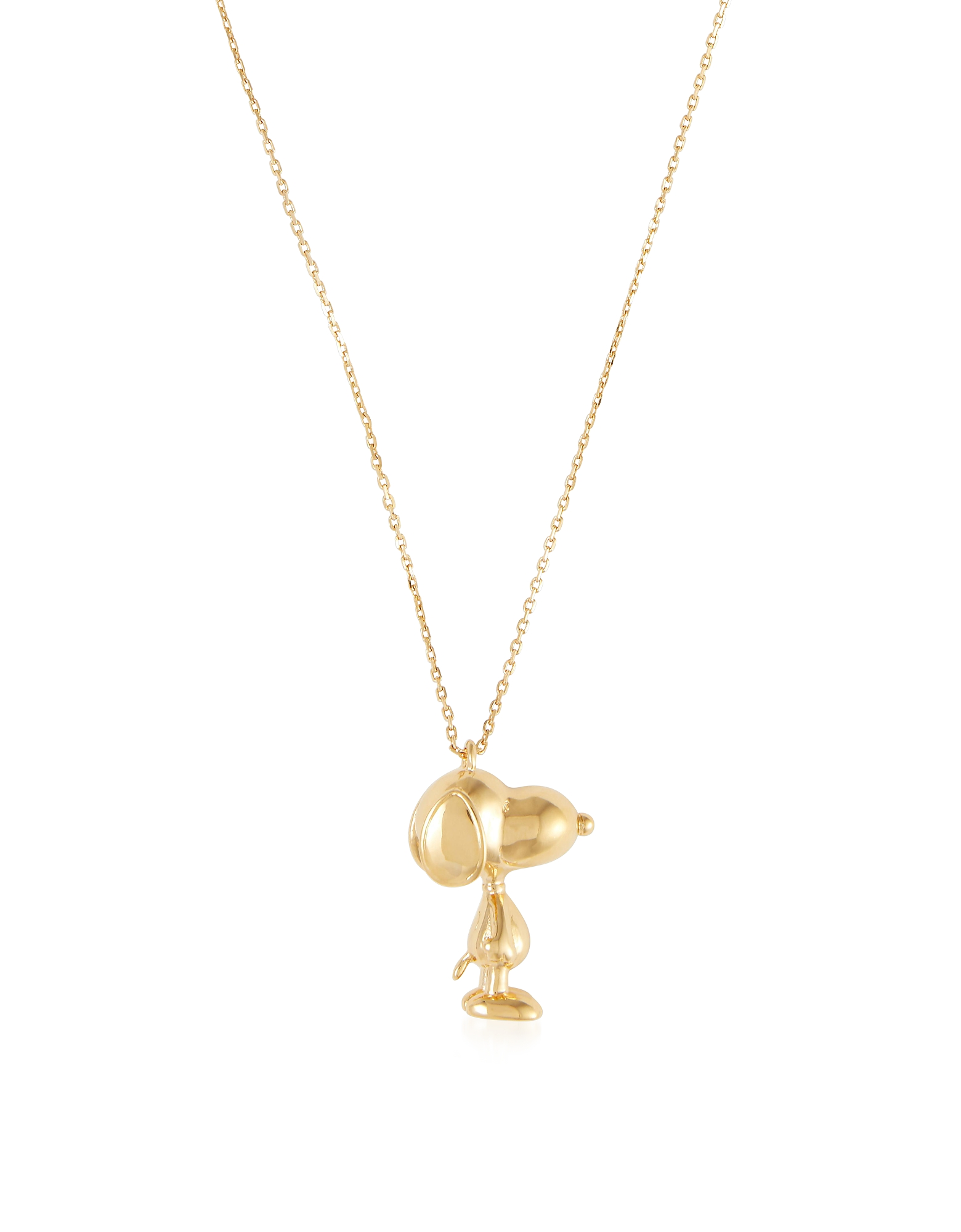 The Snoopy Pendant Necklace