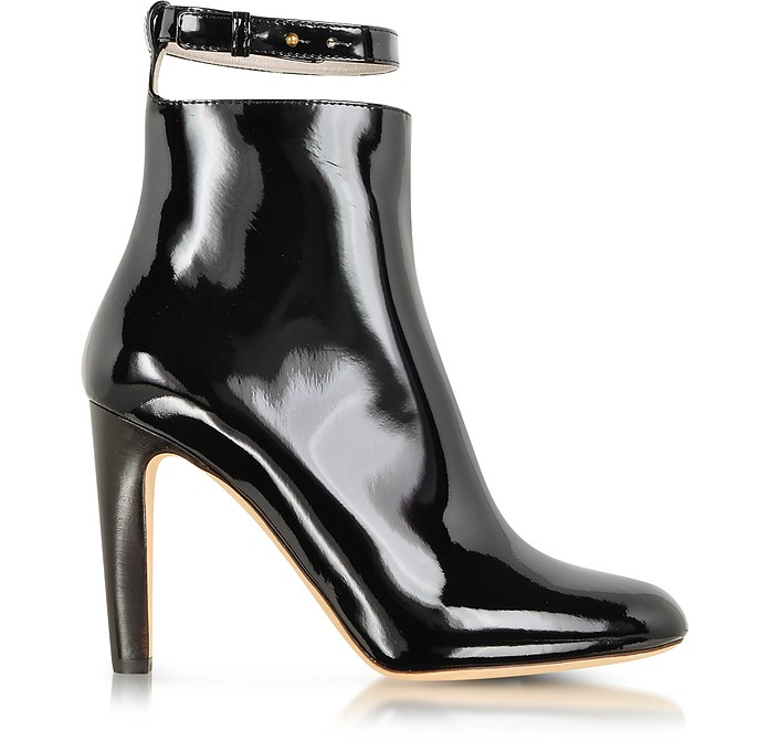 Shoes Like Marc Jacobs Patent Leather Ankle Boot