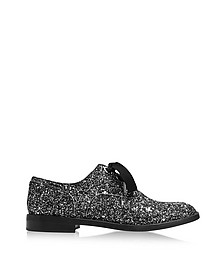 Helena Oxford Silver con Glitter - Marc Jacobs