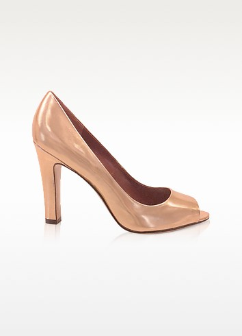 Impex PA - Rose Gold Leather Pumps - Marc by Marc Jacobs