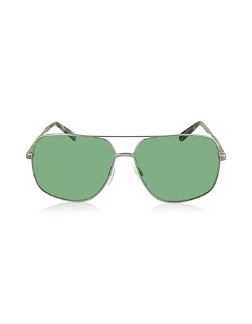 Marc Jacobs - MJ 594/S Metal Aviator Sunglasses
