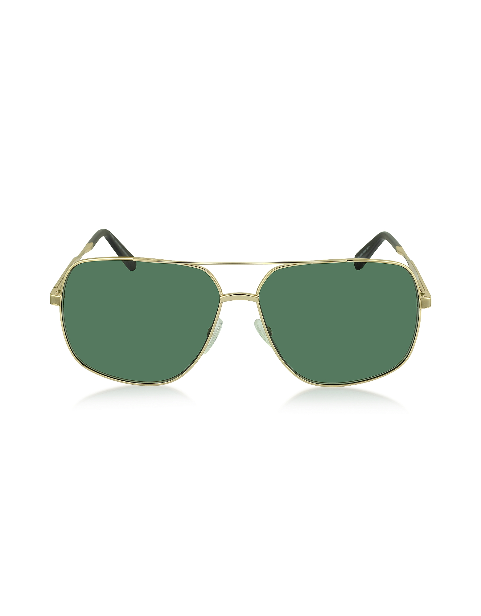 Marc Jacobs Designer Sunglasses, MJ 594 / S Metal Aviator Sunglasses