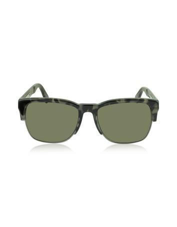 marc jacobs male  mj 526s acetate metal mens sunglasses