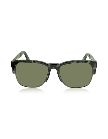 MJ 526/S Acetate & Metal Men's Sunglasses