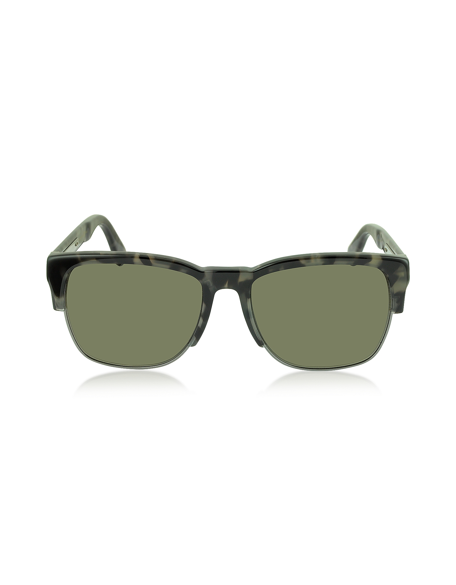 Marc Jacobs Sunglasses, MJ 526/S Acetate & Metal Men's Sunglasses