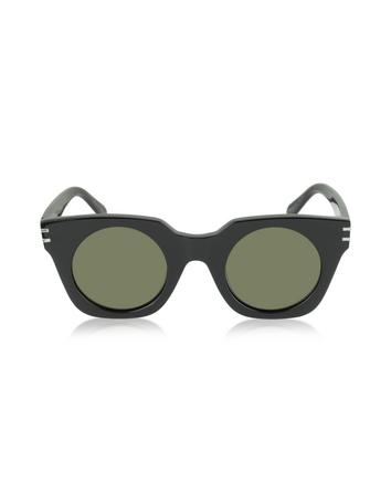 marc jacobs mj 532s circle in a square acetate sunglasses