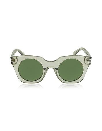 MJ 532/S Circle in a Square Acetate Sunglasses