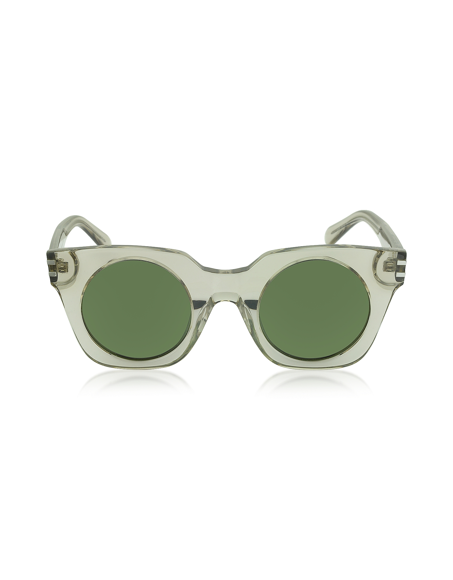 Marc Jacobs Designer Sunglasses, MJ 532/S Circle in a Square Acetate Sunglasses