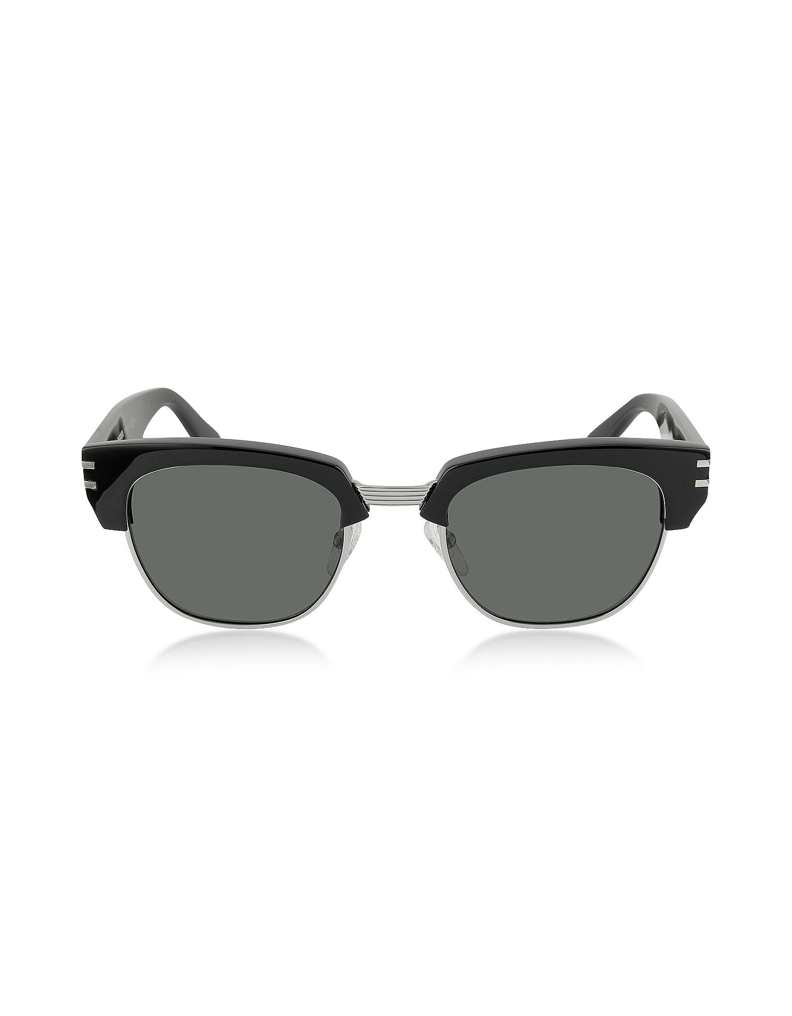 Marc Jacobs Designer Sunglasses, MJ 590/S Classic Browline Acetate Women's Sunglasses