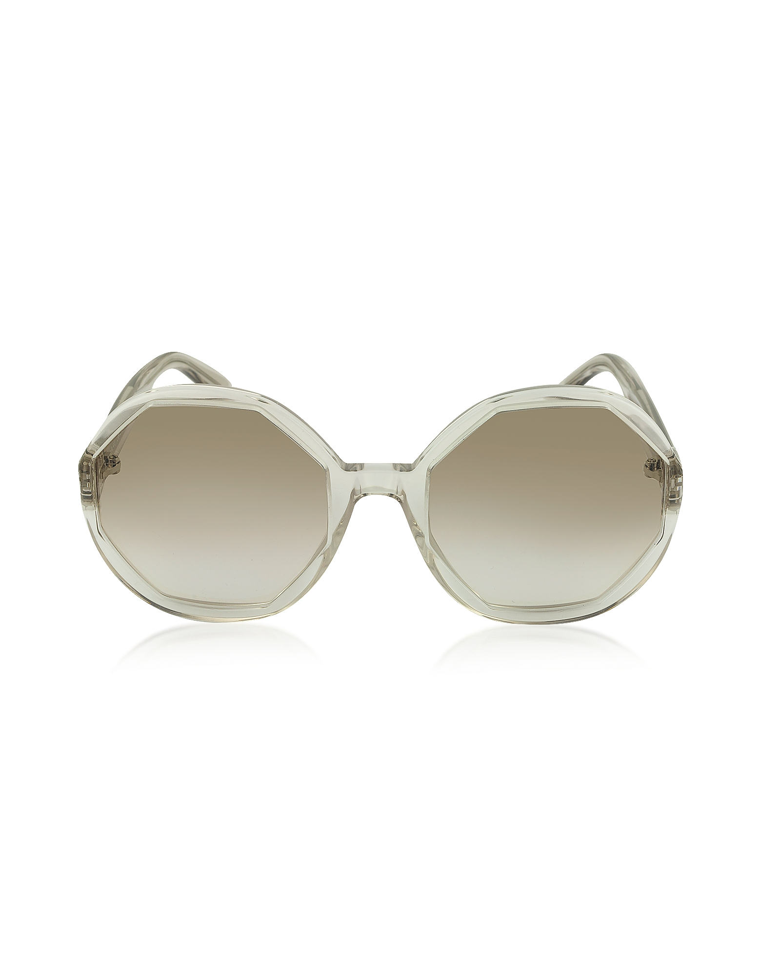 Marc Jacobs Sunglasses, MJ 584/S Honey Octagon Women's Sunglasses
