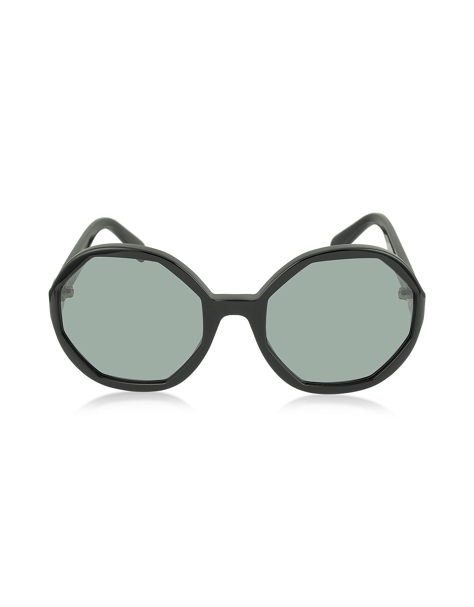 Marc Jacobs Sunglasses, MJ 584/S Honey Octagon Women's Sunglasses