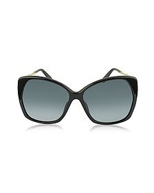 MJ 614/S Square Oversized Women's Sunglasses - Marc Jacobs