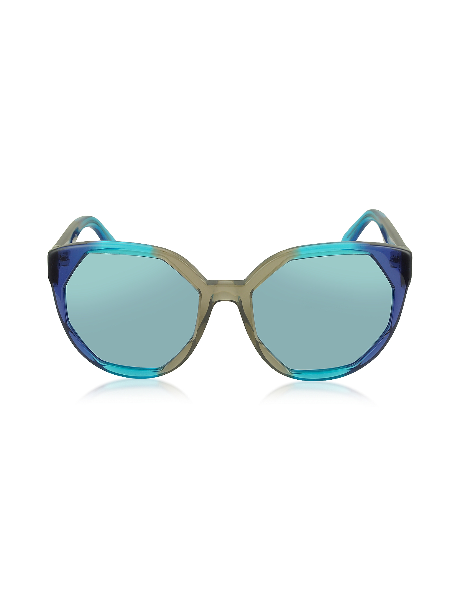 Marc Jacobs Designer Sunglasses, MJ 585/S Oversized Round Sunglasses