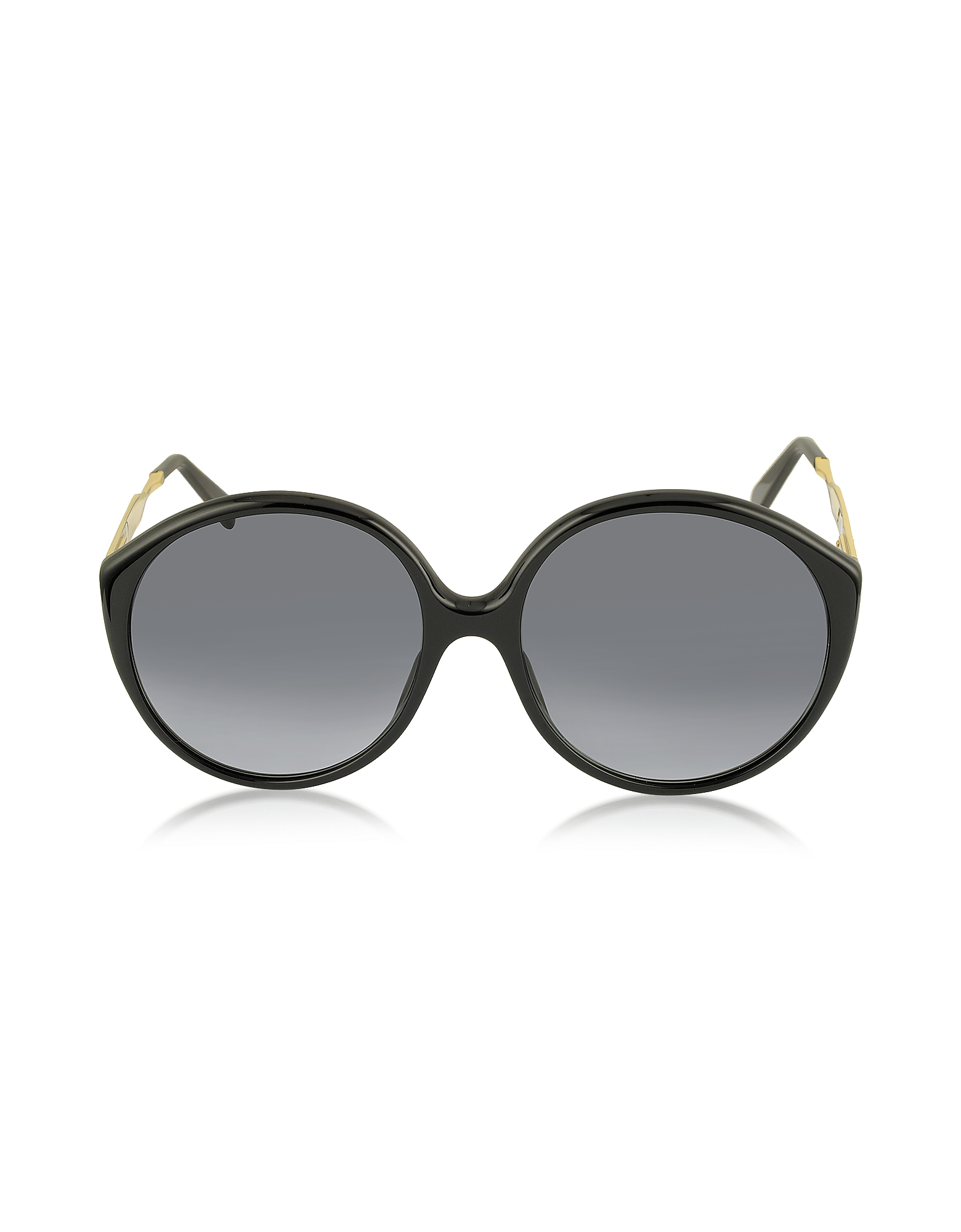 Marc Jacobs Sunglasses, MJ 613/S Acetate Round Women's Sunglasses