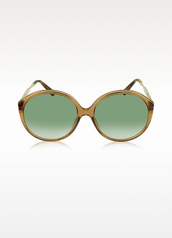 MJ 613/S Acetate Round Women's Sunglasses - Marc Jacobs
