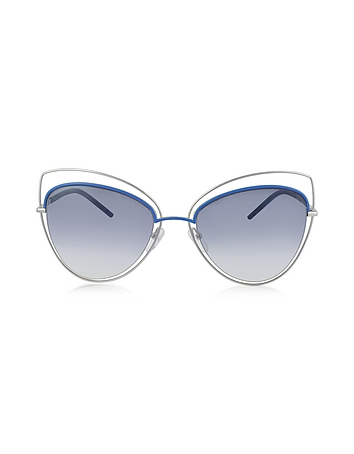 Marc Jacobs - MARC 8/S Metal and Acetate Cat Eye Women's Sunglasses