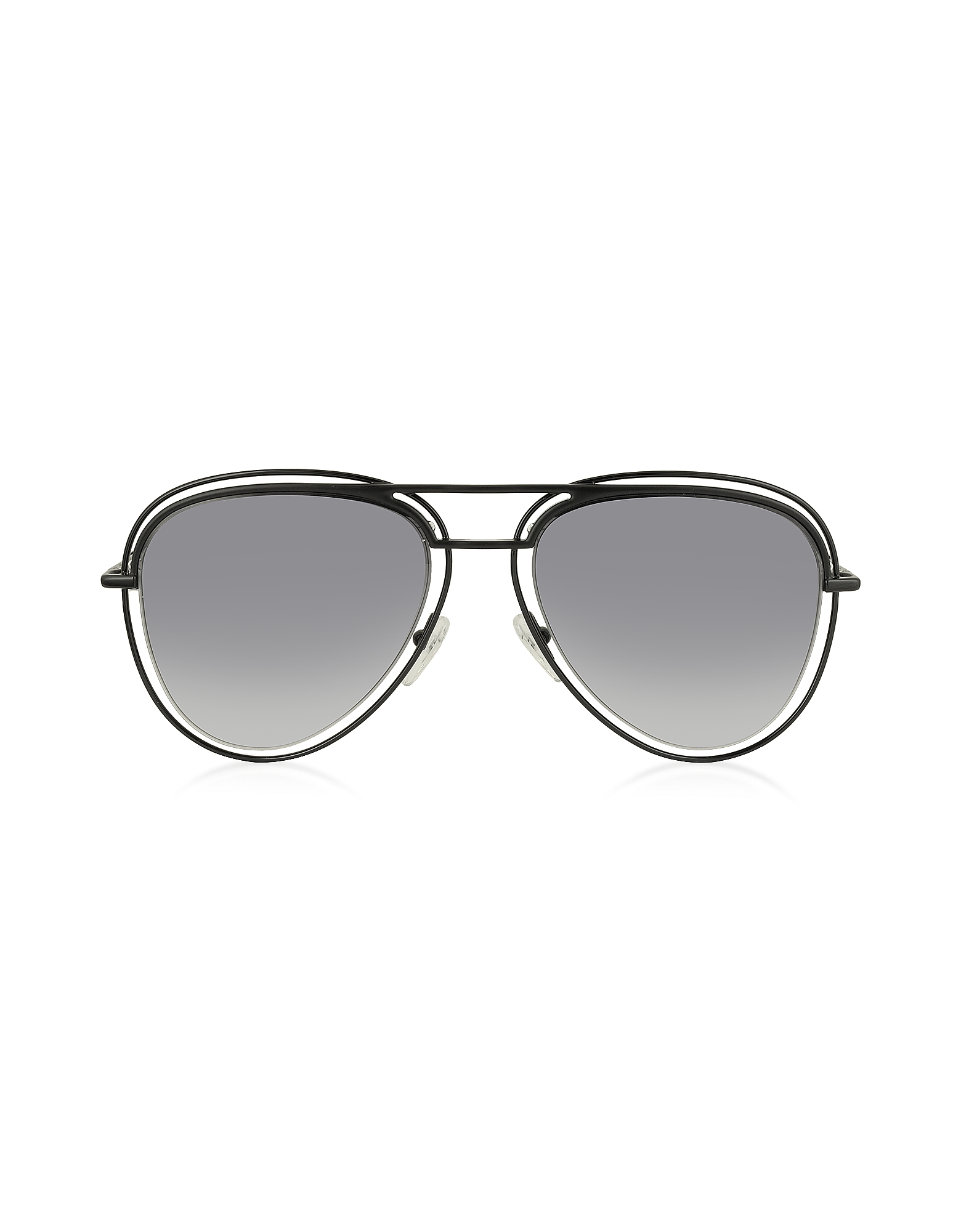 Marc Jacobs Sunglasses, MARC 7/S Metal & Acetate Aviator Women's Sunglasses