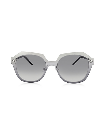 Marc Jacobs - MARC 28/S Acetate Geometric Women's Sunglasses