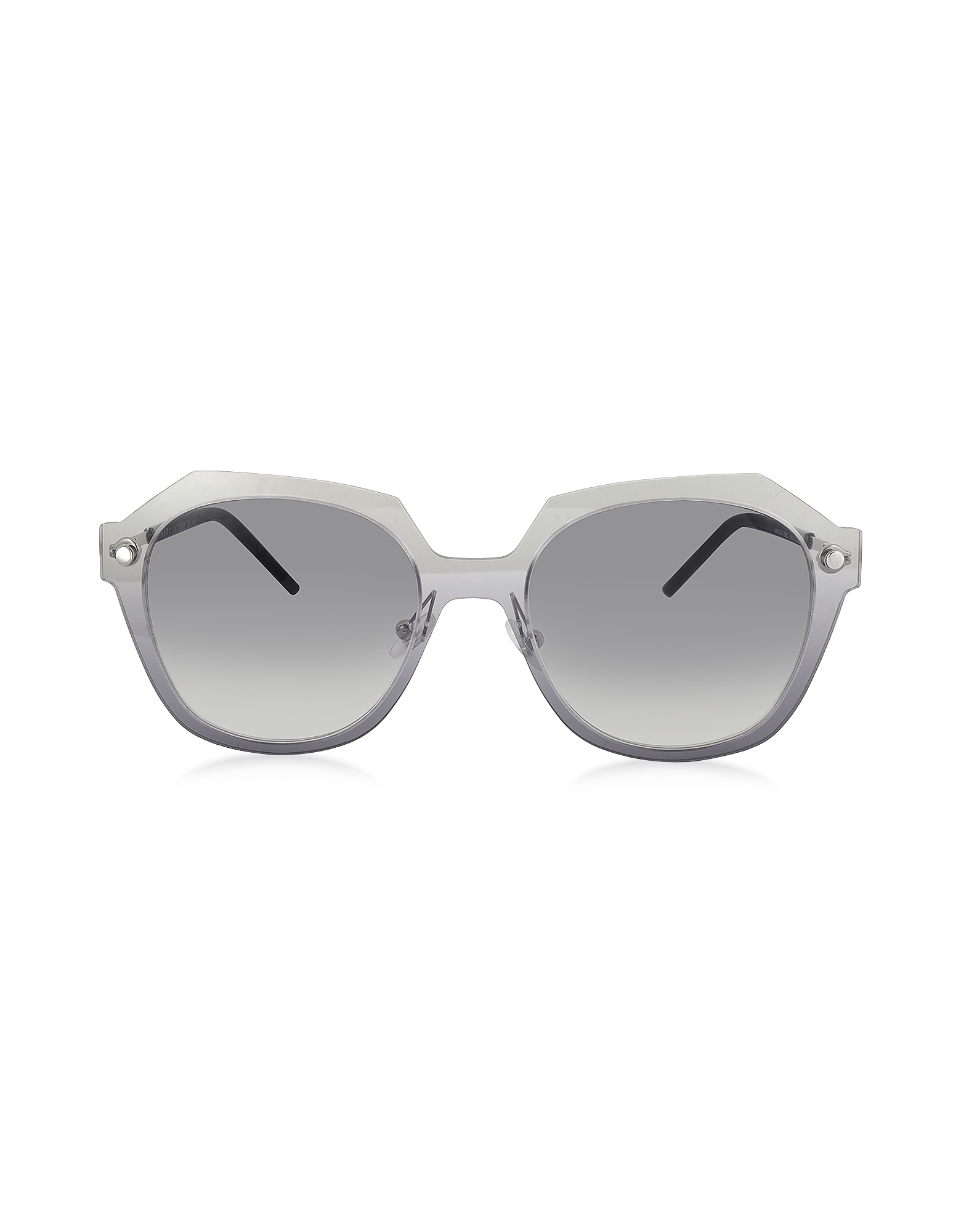 Marc Jacobs Sunglasses, MARC 28/S Acetate Geometric Women's Sunglasses