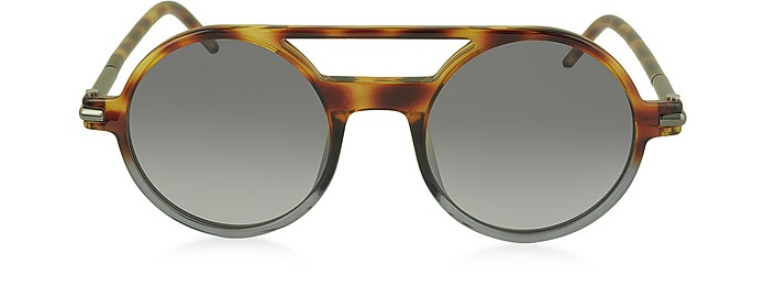 MARC 45/S Acetate Round Aviator Women's Sunglasses - Marc Jacobs