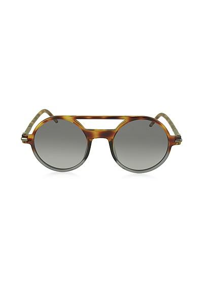 MARC 45/S Acetate Round Aviator Women's Sunglasses - Marc Jacobs
