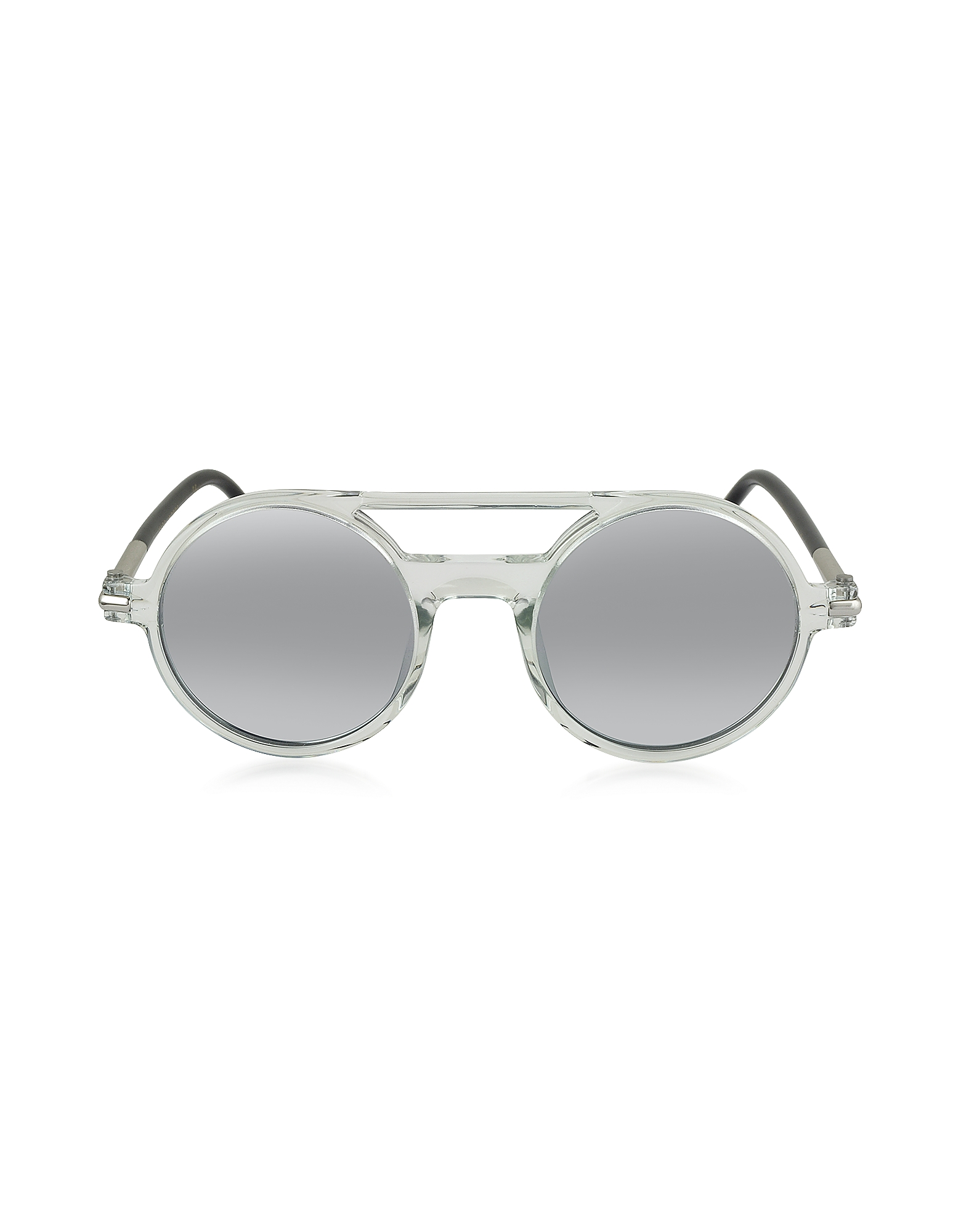 Marc Jacobs Sunglasses, MARC 45/S Acetate Round Aviator Women's Sunglasses