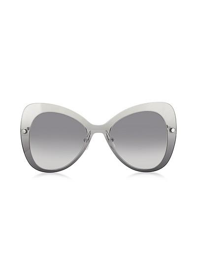 MARC 26/S 7329C Oversized Cat Eye Women's Sunglasses - Marc Jacobs