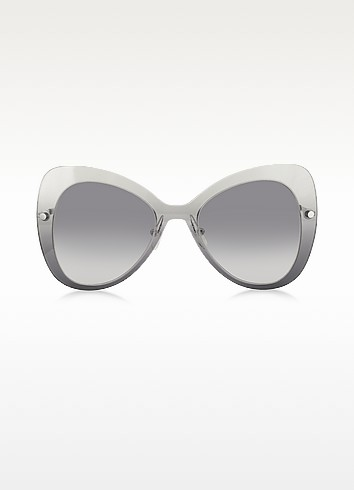 MARC 26/S 7329C Oversized Cat Eye Women's Sunglasses - Marc Jacobs