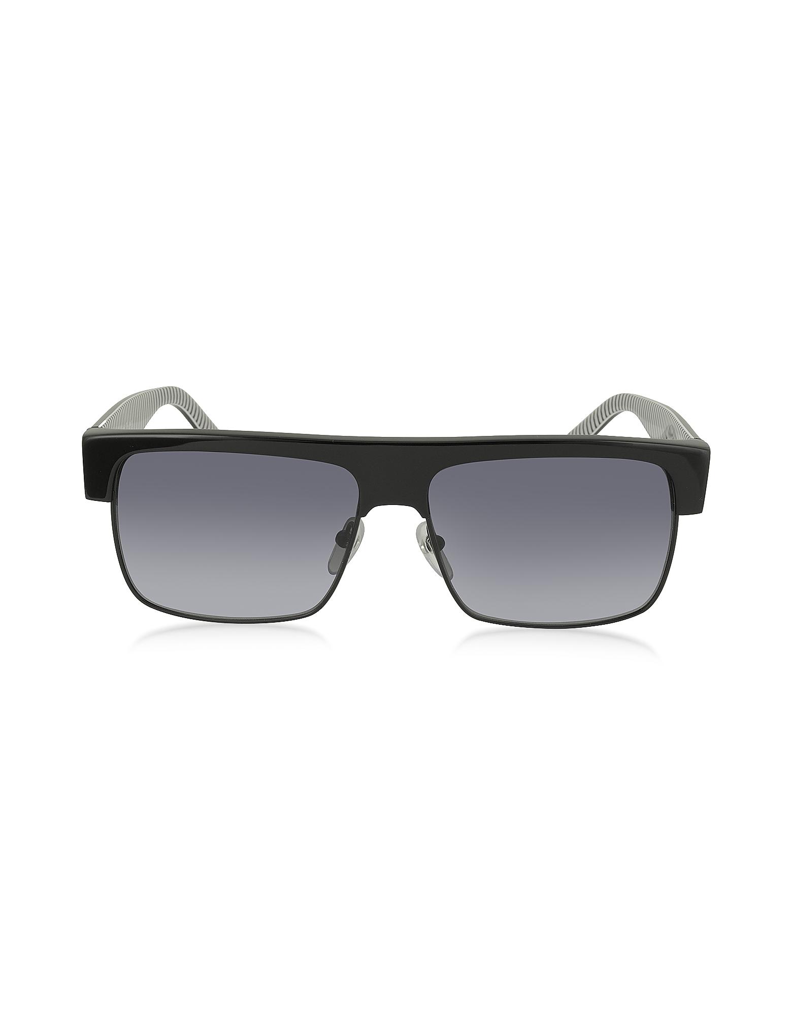 Marc Jacobs Sunglasses, MARC 56/S Acetate and Metal Men's Sunglasses