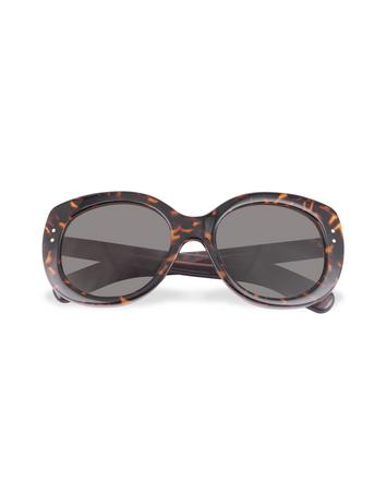 marc jacobs female vintage inspired round frame
