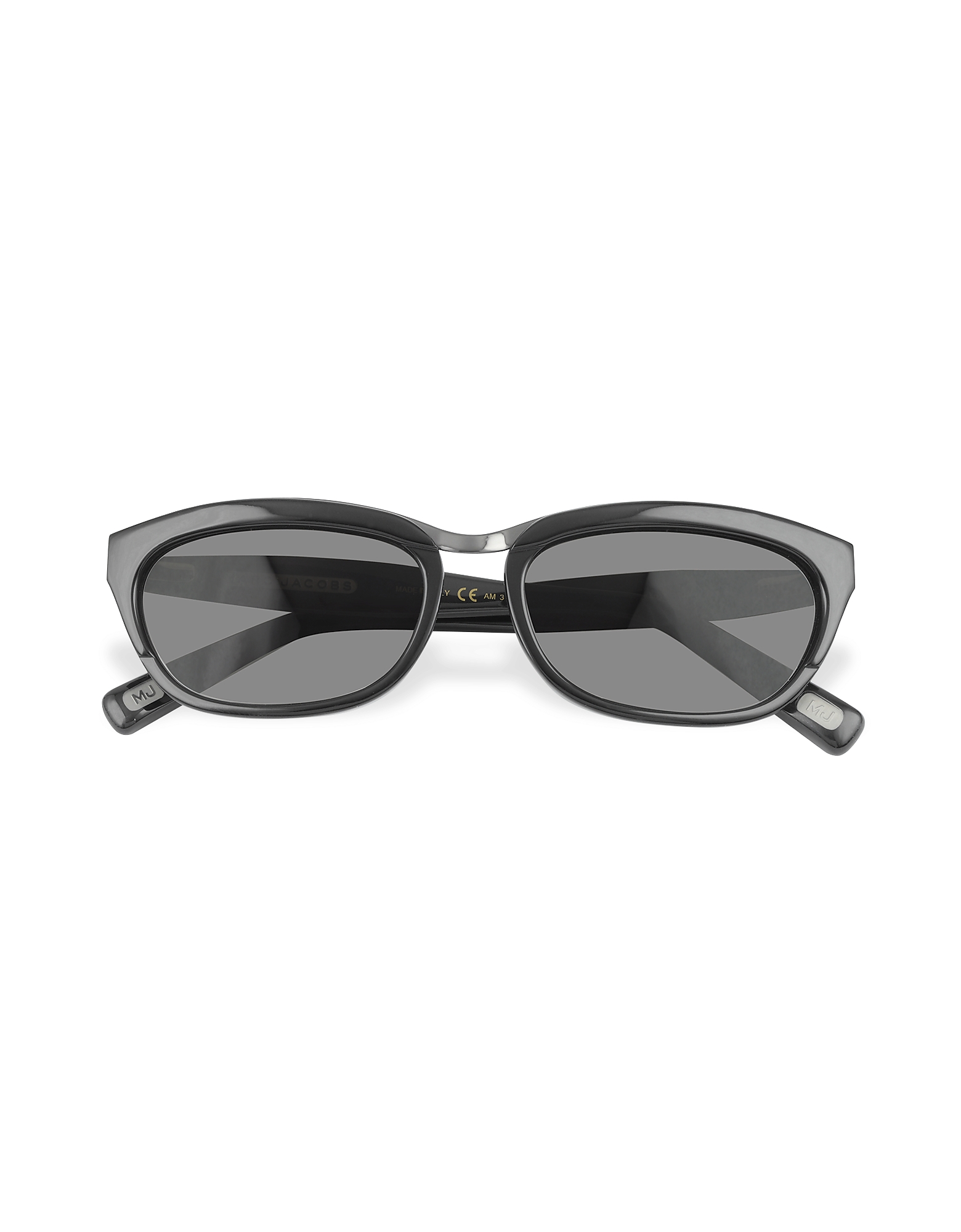 Marc Jacobs Sunglasses, Black Teacup Sunglasses