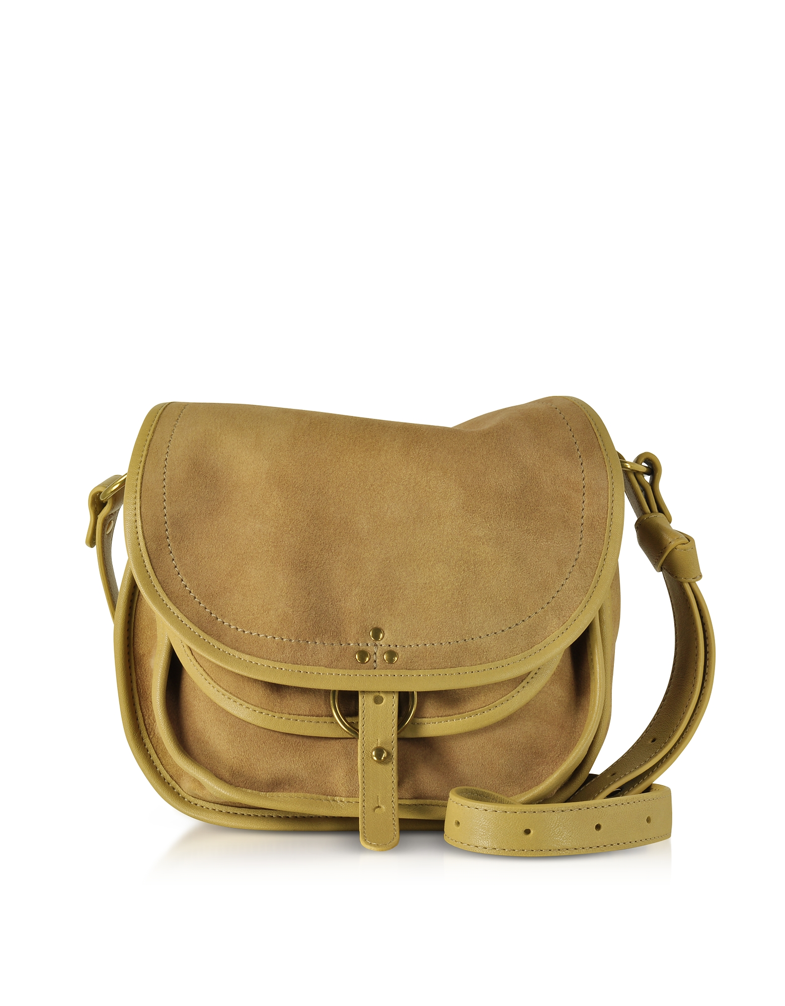 Jerome Dreyfuss Handbags, Felix Suede Shoulder Bag