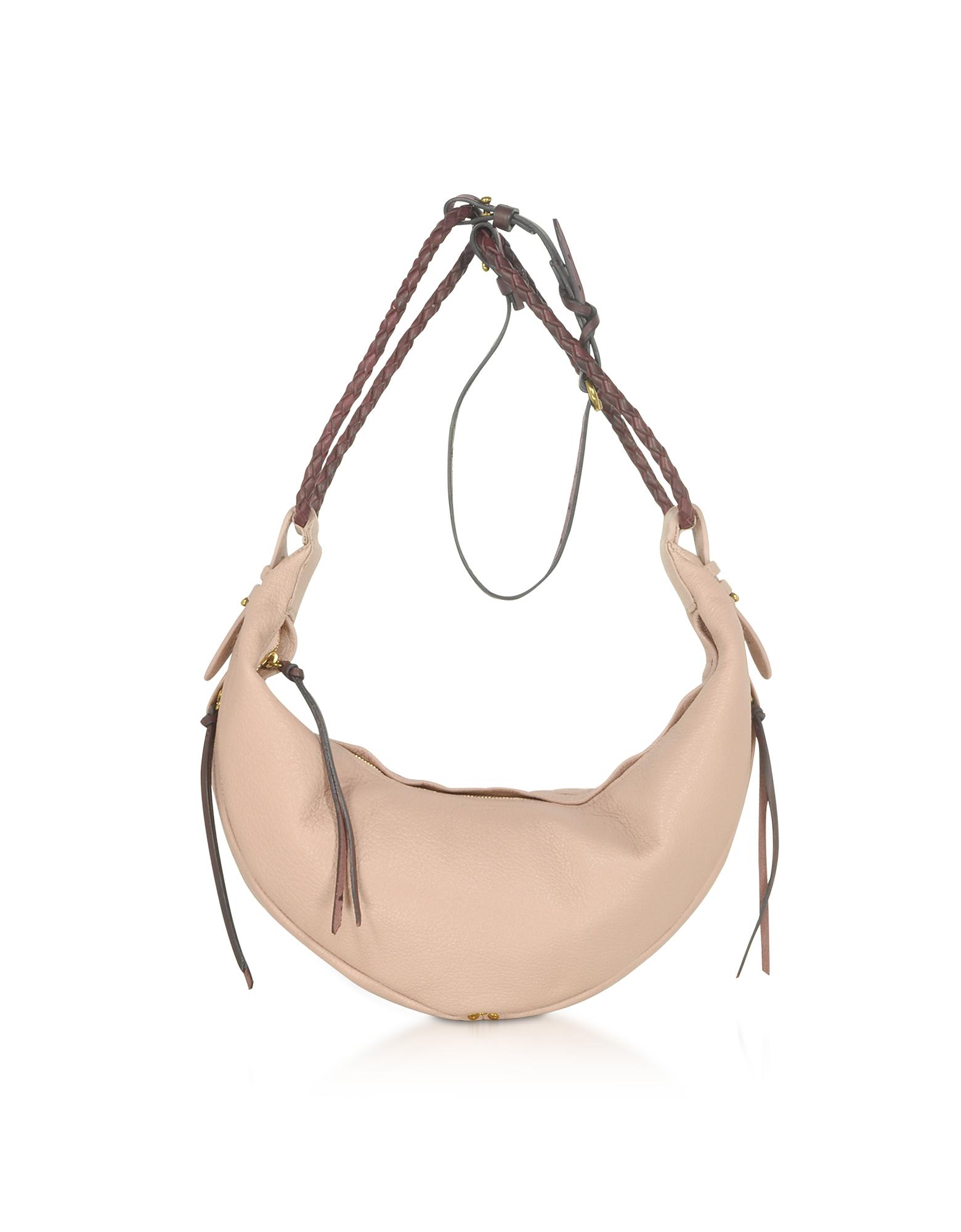 Willy M Leather Shoulder Bag
