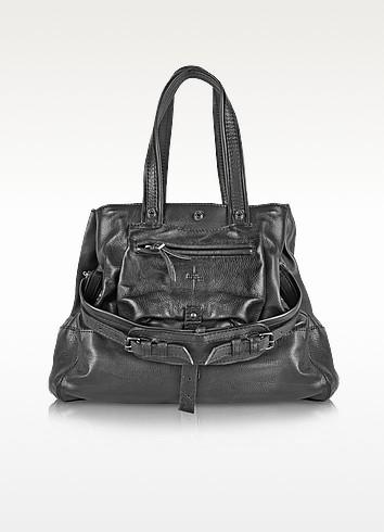 Medium Billy Leather Shoulder Bag - Jerome Dreyfuss