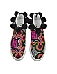 Namibia Multicolor Fabric High Top Sneaker - Joshua Sanders