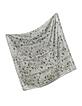 Stars Printed Silk Square Scarf - Jimmy Choo